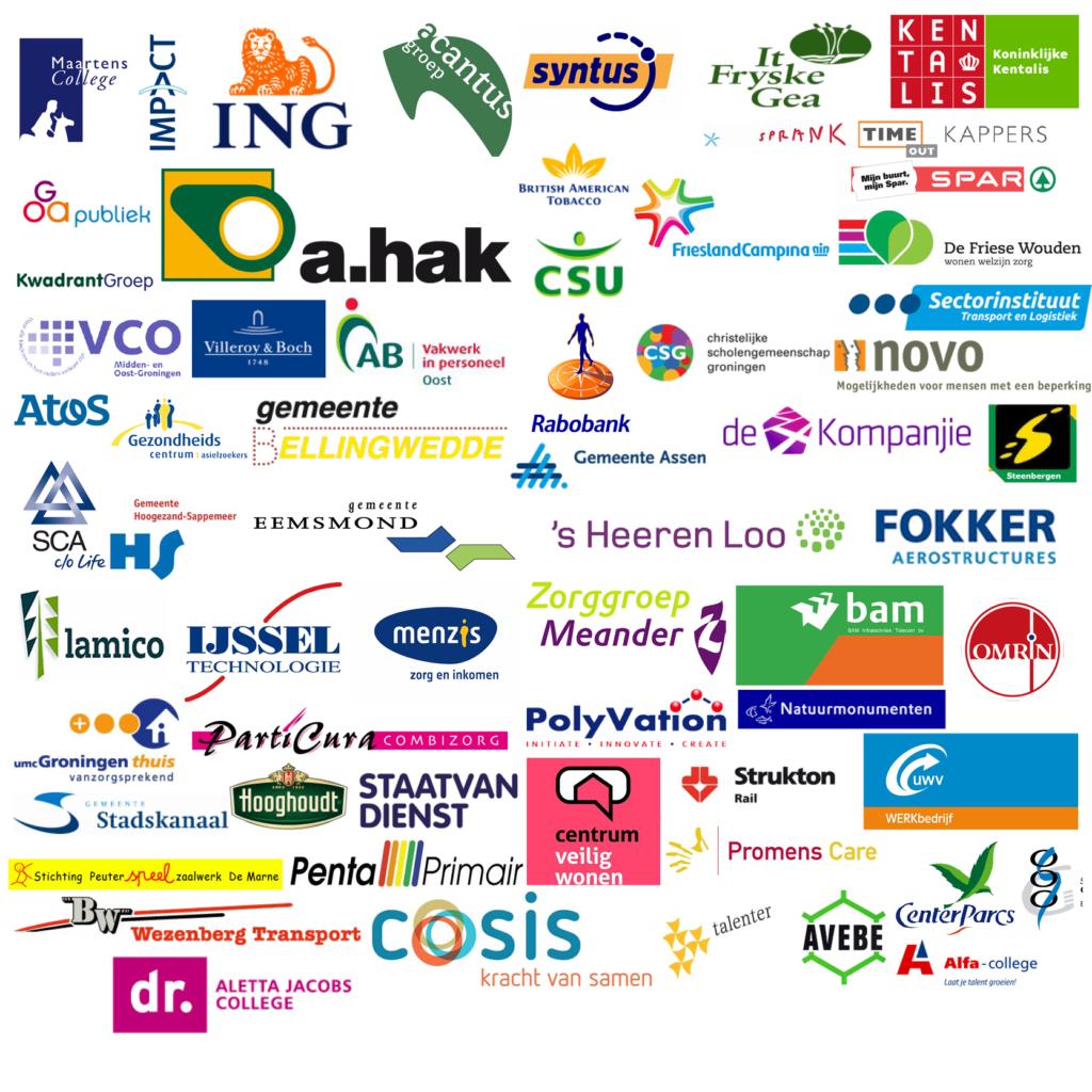 opdrachtgevers logos